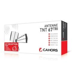 Kit Réception Cahors TNT Antenne 67 TRI