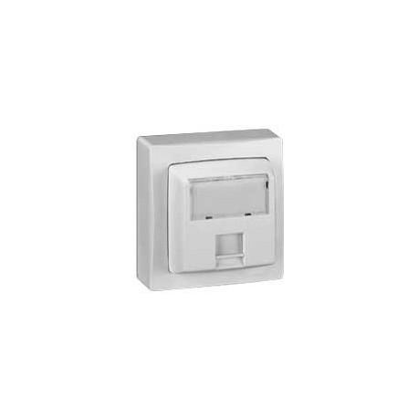 Legrand Nilo/é/ /Base de fiche pour prise informatique RJ45/UTP couleur blanc