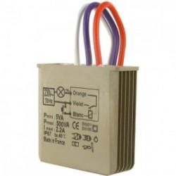 MTC500 Micromodule Clignoteur Encastré Domotique Yokis