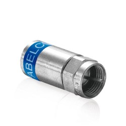 Connecteur à compression VFC C6 CABELCON Type F Cahors