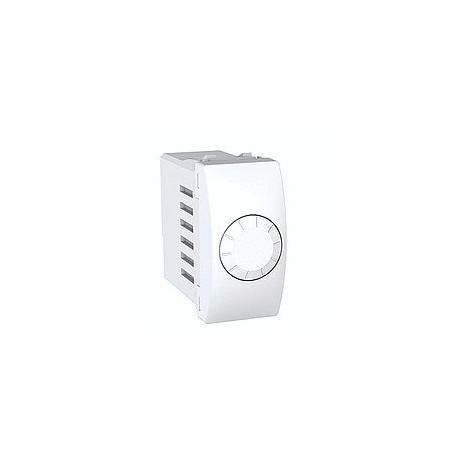 variateur rotatif va et vient 60 400 w 1 modules blanc. Black Bedroom Furniture Sets. Home Design Ideas