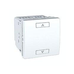 Variateur Poussoirs 2 ou 4 Boutons Sans Fil (RF) - Blanc Schneider Unica