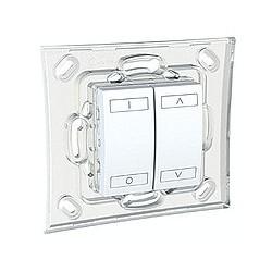 Emetteur RF à Pile 2 ou 4 boutons - Blanc Schneider Unica