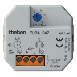 Minuterie d'Escalier encastrable, électronique ELPA 047 Theben