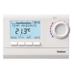 Thermostat Programmable digital Secteur RAMSES 832 top2 Theben
