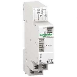 interrupteur horaire programmable Schneider (Minuterie) MIN'clic - 1 à 7 mn - contact F