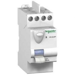Interrupteur differentiel 40a id clic ac Schneider Merlin Gerin