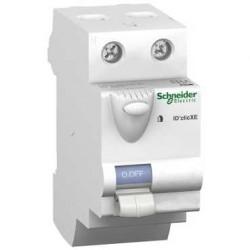 Interrupteur differentiel 40a Type A embrochable Schneider Merlin Gerin