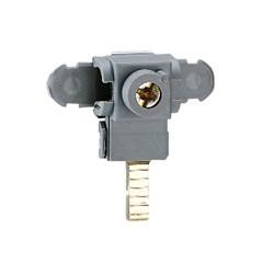 Borne de raccordement Legrand pour peigne universel - section 4 à 25 mm² - ip 2x