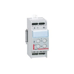 Télévariateur Legrand Lexic pour charges incandescentes - 60-600 W - 2 modules
