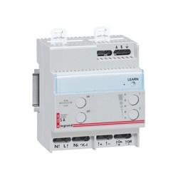 Télévariateur Legrand Lexic pour source lumineuse à ballast 1/10V - 1000VA - 4 modules
