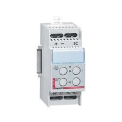 Télévariateur Legrand Lexic pour sources fluo ballast électro 1-10 V - 800 VA - 2 modules
