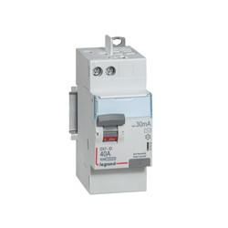 Interrupteur différentiel automatique 40A Legrand ID DX 3 type A Sans Vis 2P 30mA