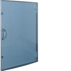 Porte transparente 3 rangées 18 Modules Hager Gamma 18 pr GD318A
