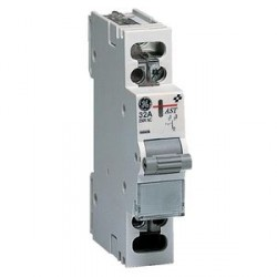 Interrupteur-Inverseur de source General Electric manuel & modulaire 32A 240VCA