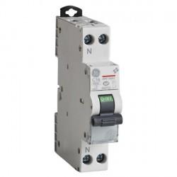 Disjoncteur 2A General Electric UNIBIS Ph+N Courbe C 4.5kA