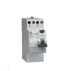Interrupteur Differentiel 25A Type AC 30mA 230V General Electric UNIBIS à Bornes étagées