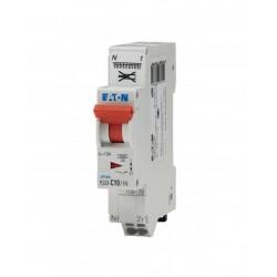 Disjoncteur Moeller 10 A Xpole clip - Sans vis - Eaton - courbe C