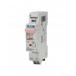 Disjoncteur Moeller 2 A Xpole clip - Sans vis - Eaton - courbe C