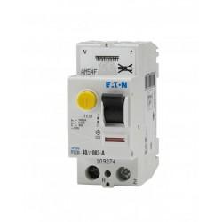 Interrupteur différentiel Moeller 40A type A Sans Vis Xpole clip Eaton 2P 30mA