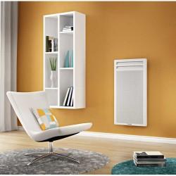 Panneau rayonnant 1500W Vertical Blanc Thermor Amadeus 2