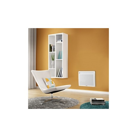panneau rayonnant 1500w horizontal blanc thermor amadeus 2 443351. Black Bedroom Furniture Sets. Home Design Ideas