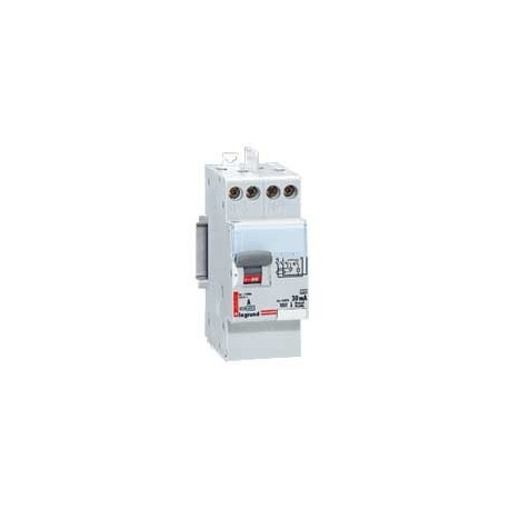 Interrupteur differentiel 40a Legrand 30ma type a standard