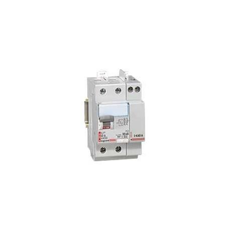 Interrupteur differentiel 63a Legrand type a 2p standard