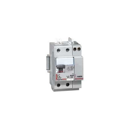 Interrupteur differentiel 63a Legrand type ac 2p standard