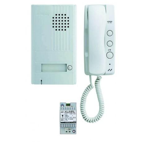 Portier kit portier audio 2 fils integral Aiphone