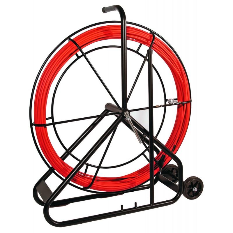 Kit dev aiguille acier nylon 50m 6mm bizline 700236 - Aiguille tire fil 50 m ...