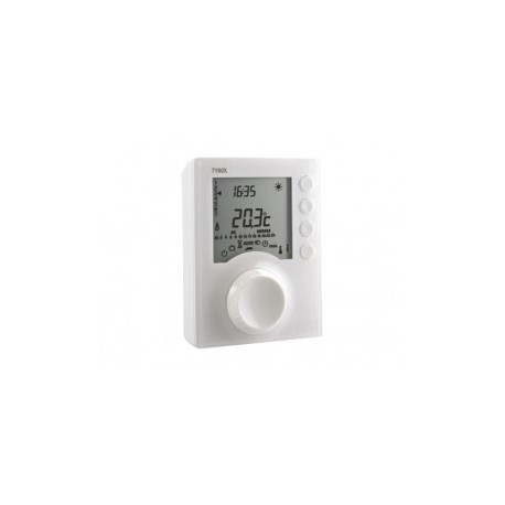 Thermostat programmable filaire 1 zone Delta Dore tybox 711