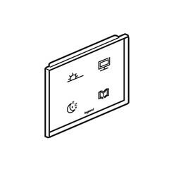 TACT.4-SCENES RF RELAX GRAPHITE - Legrand
