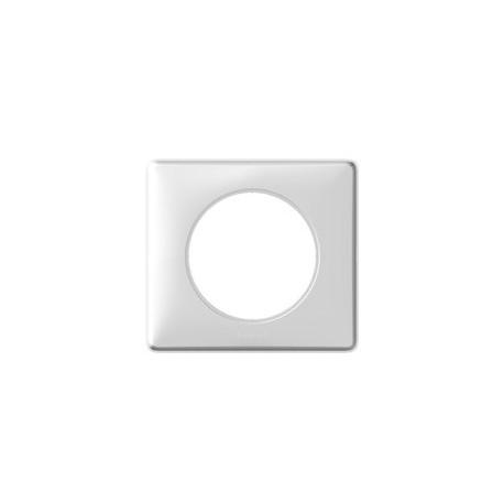 Plaque coco Legrand celiane 1 poste avec support a vis