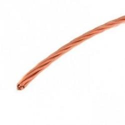 CUIVRE NU RECUIT 25 mm2 cable
