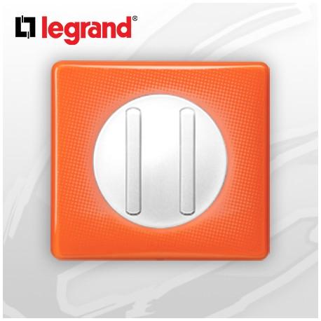Legrand c liane complet memories interrupteur va et vient - Interrupteur legrand celiane ...