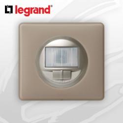 Interrupteur automatique complet Ecodétecteur Legrand Celiane Grès Poudré