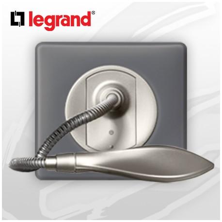 qualité parfaite gamme complète de spécifications fabrication habile Legrand Céliane Complet Poudré Liseuse Schiste
