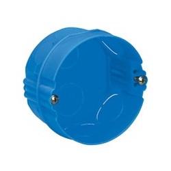Boite a sceller ronde Schneider Modulo, 1 Poste Profondeur 40 mm