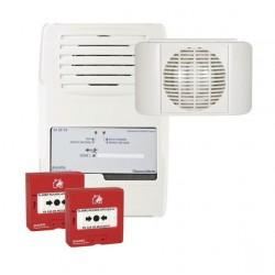 Pack Alarme Incendie Kaufel Type 4