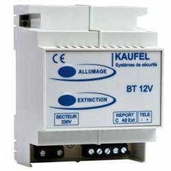 Boitier de télécommande Kaufel BT 12V