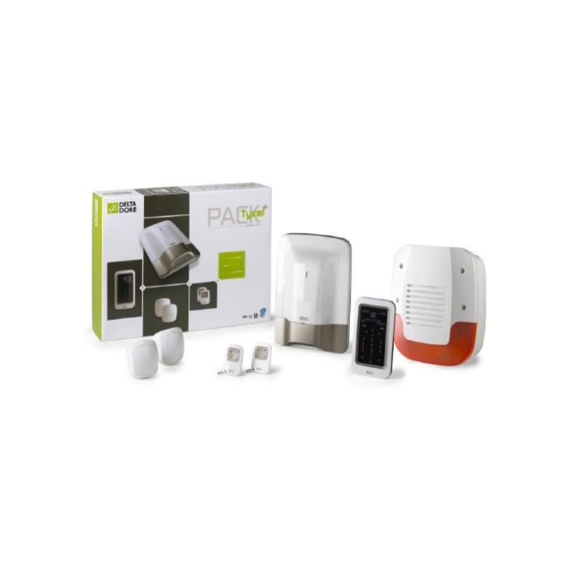pack promo alarme sans fil tyxal deltadore 6410176. Black Bedroom Furniture Sets. Home Design Ideas
