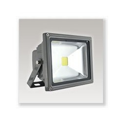 PROJECTEUR LED 230 V 20 WATT 6000°K GRIS IP65 VISION-EL