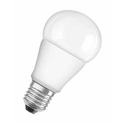 Ampoule Osram LED E27 9W Classic A60 2700k , blanc chaud