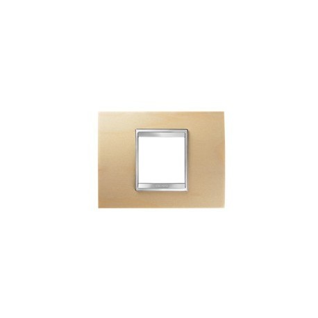 Plaque lux rectangulaire erable 2m Gewiss chorus