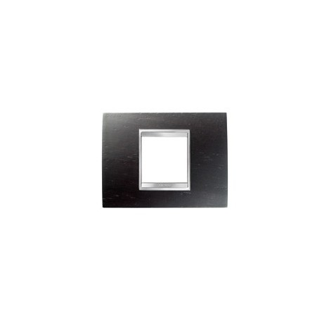 Plaque lux rectangulaire wengue 2m Gewiss chorus