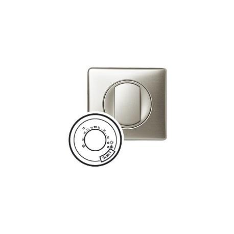 legrand celiane thermostat fil pilote titane 67410 68545. Black Bedroom Furniture Sets. Home Design Ideas