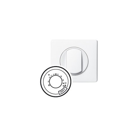 legrand celiane thermostat fil pilote blanc 67410 68245. Black Bedroom Furniture Sets. Home Design Ideas