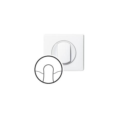 Sortie de cable blanc Legrand celiane
