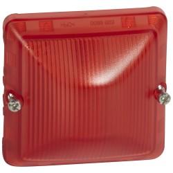 diffuseur rouge prog plexo composable